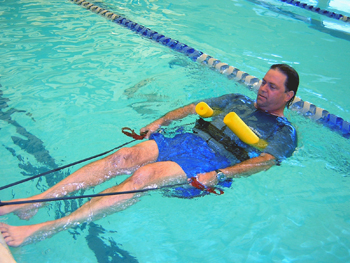 Aquatic Therapy Strength Training